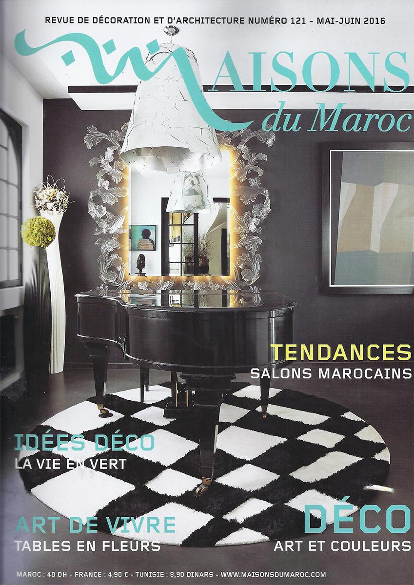 maison du maroc maroc younes duret design. Black Bedroom Furniture Sets. Home Design Ideas